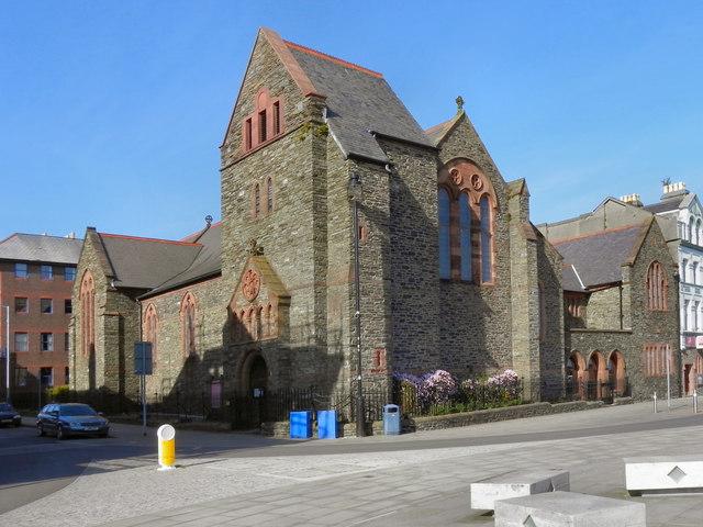 The Church of St Matthew the Apostle, Douglas