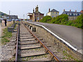 SY4690 : Former West Bay Station by Mike Smith