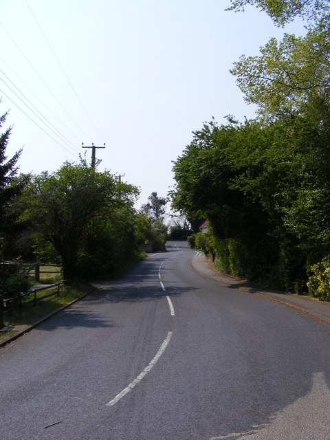 B1119 Low Road, Rendham