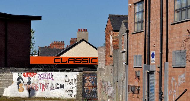 119-125 Holywood Road, Belfast (May 2011)