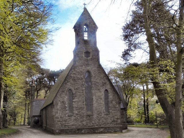 Laxey Christ Church