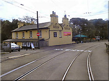 SC4384 : Mines Tavern, Laxey by David Dixon