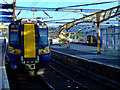 NS2477 : Class 380 trains at Gourock by Thomas Nugent