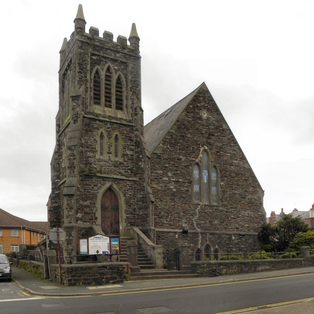 Trinity Church, Ramsey