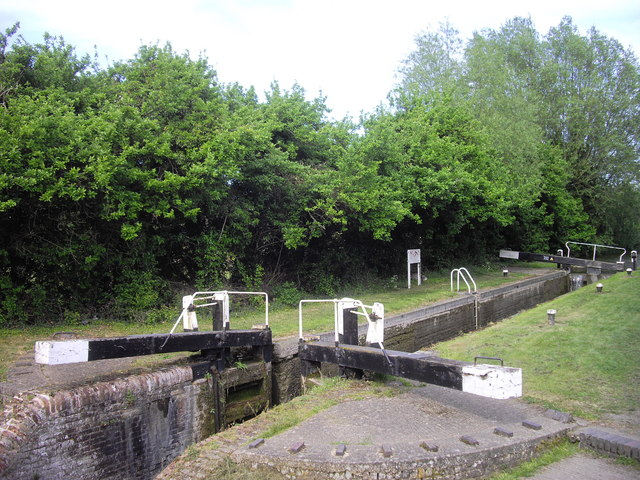 Marsworth Bottom Lock No 8, Aylesbury Arm of the Grand Union Canal