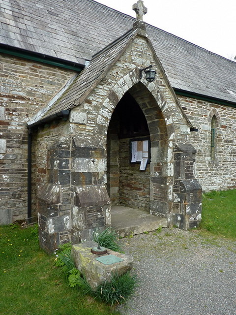 Holy Trinity Church, Seathwaite