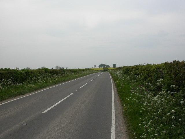 Minterne Parva, Old Sherborne Road