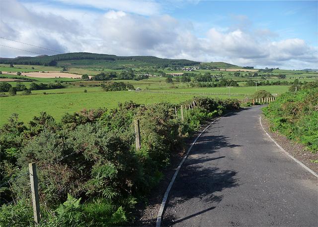 Farmland near Rothbury (2)