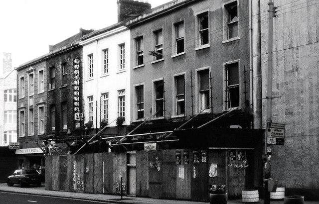 """The """"Washington Bar"""", Belfast"""