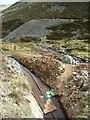 NY3232 : Carrock Mine by Michael Graham