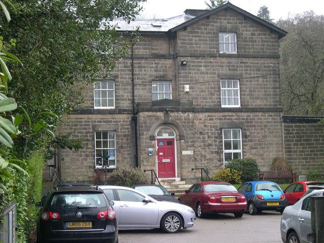 Derbyshire Probation Head Office Brunswood Road