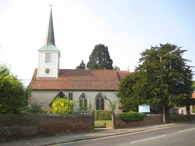 Chigwell: The Church of St Mary the Virgin
