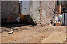 J3474 : Ann Street/Victoria Street development site, Belfast (16) by Albert Bridge