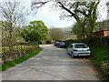 SD2295 : Road east of Newfield Inn, Seathwaite by Alexander P Kapp