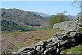 NY3606 : Pausing on the climb of Nab Scar by Graham Horn