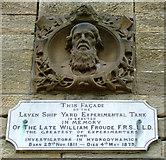 NS4075 : Descriptive plaque by Thomas Nugent