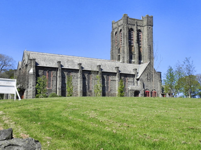 St Ninian's Church, Douglas