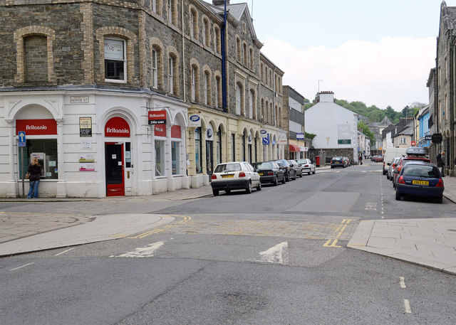 Duke Street, Tavistock