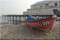 SZ9398 : Bognor Beach by Stephen McKay