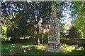 TM4770 : All Saints Church by Ashley Dace