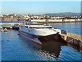 SC3875 : Manannan at Victoria Pier by David Dixon