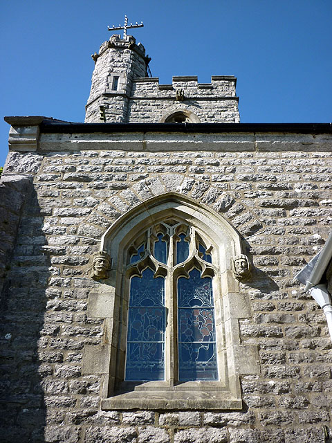 Window, St Patrick's Church, Preston Patrick