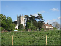 TA0912 : View of Croxton by Jonathan Thacker