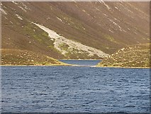 NN9874 : The narrows, Loch Loch by Richard Webb