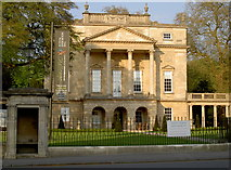 ST7565 : Holburne Museum, Bath by Neil Owen