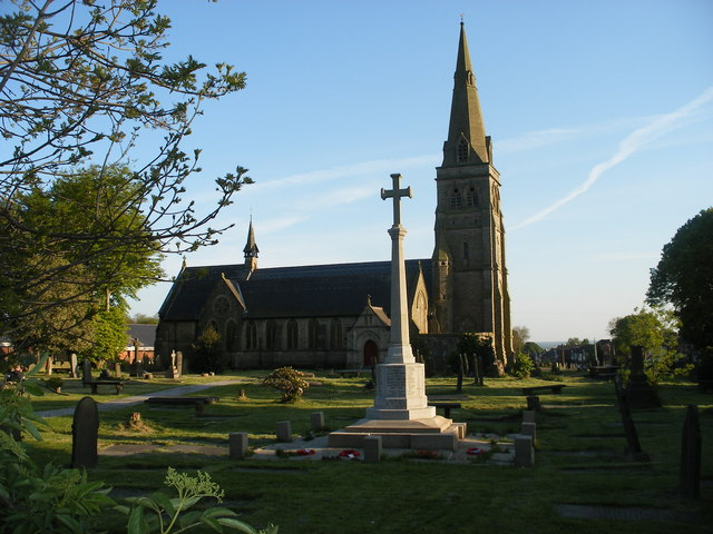 St Paul's Church and War Memorial