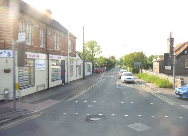Backwell : Station Road