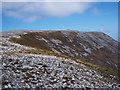 B9928 : Summit plateau, Muckish by Rossographer