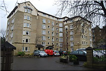 NT2273 : Apartments, Roseburn Place by N Chadwick