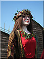 TQ8209 : Female giant by Oast House Archive