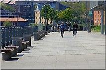 NZ4057 : National Cycleway No. 7 by Mick Garratt