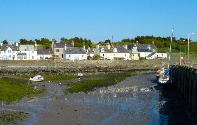 Port William Harbour