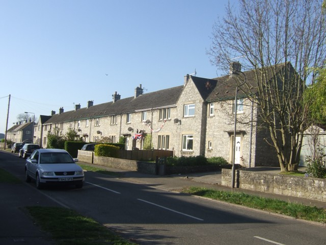 Rural Council Housing - Moorhall