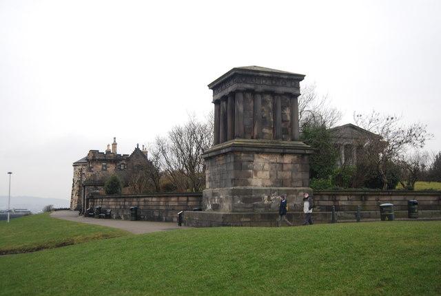 Playfair Monument, Calton Hill