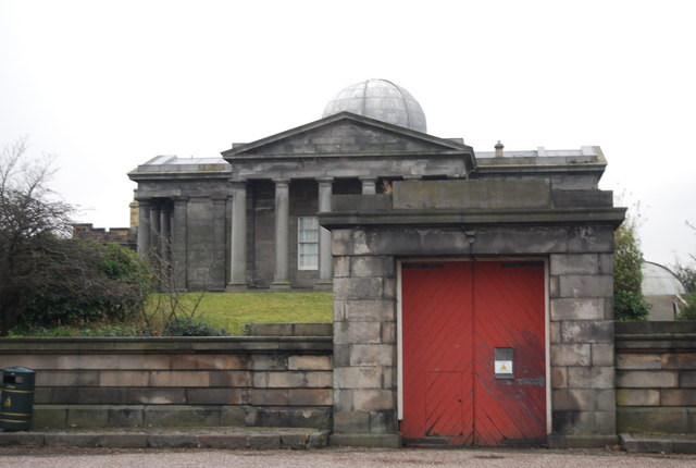 City Observatory, Calton Hill