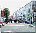 SO2801 : Pedestrianised George Street, Pontypool by Jaggery