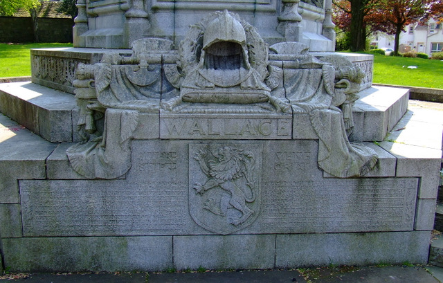 The Wallace Monument, Elderslie