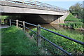 SU1093 : The Thames passing under the A419 by Philip Halling