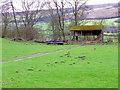 SE0598 : Molehills near the Hagg by Maigheach-gheal