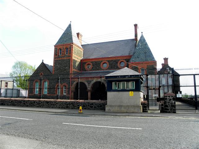 Magherafelt Courthouse