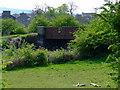 NS4363 : Former Lochwinnoch Loop railway line by Thomas Nugent