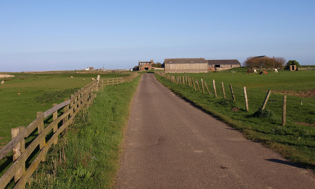 Road to Goswick
