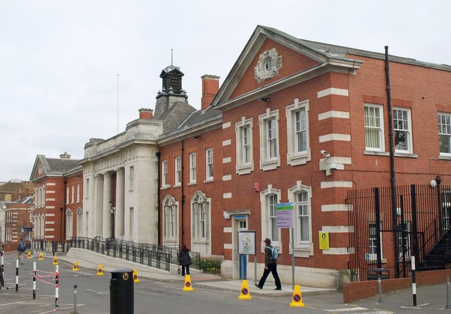 The Maudsley Hospital, Denmark Hill