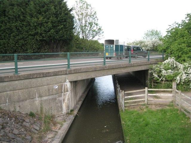 Bridge 47A from Bridge 48