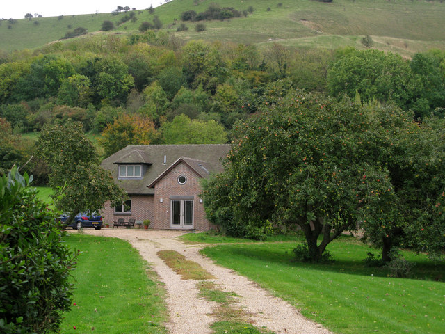 'Four Acres' at Fulking