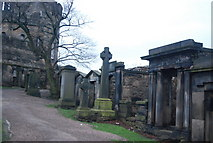 NT2674 : Calton Old Burial Ground by N Chadwick